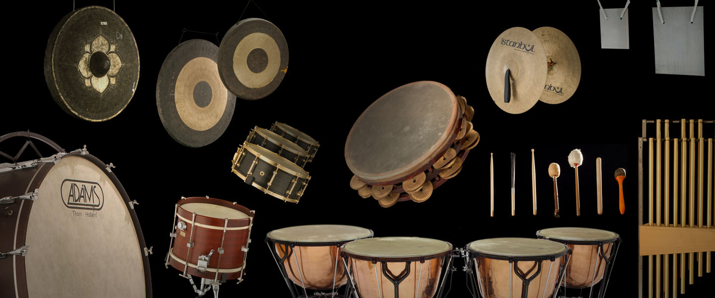 Percussions on All About My Family