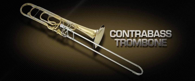Contrabass Trombone Range ii Contrabass Trombone