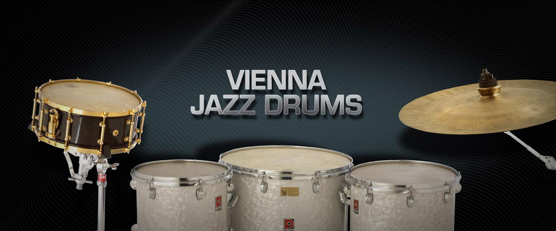 VIENNA JAZZ DRUMS - Vienna Symphonic Library