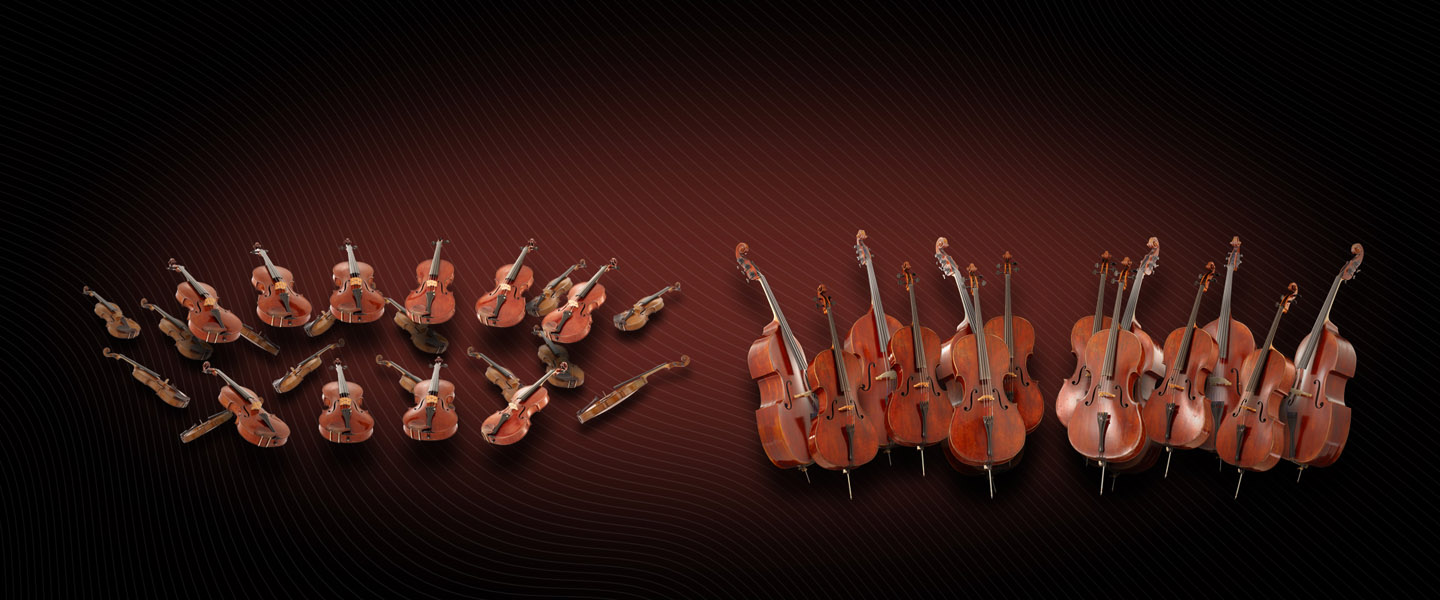 ORCHESTRAL STRINGS BUNDLE - Vienna Symphonic Library