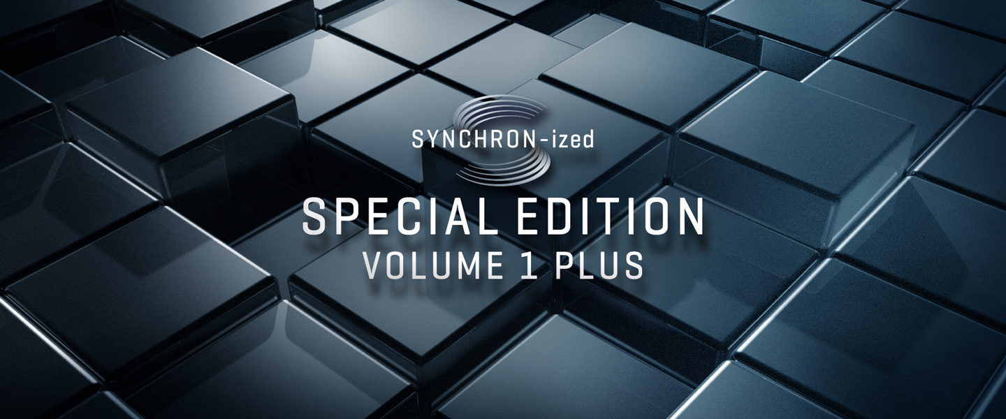 SYNCHRON-ized Special Edition Volume 1 PLUS