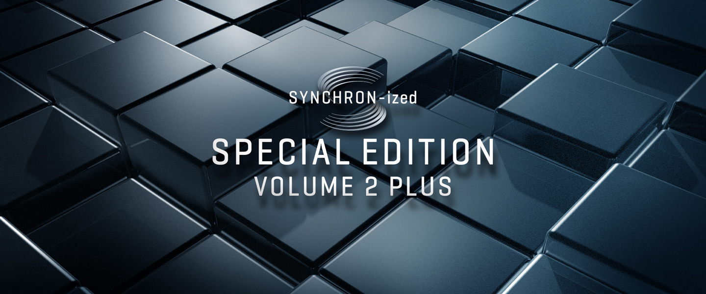 SYNCHRON-ized Special Edition Volume 2 PLUS