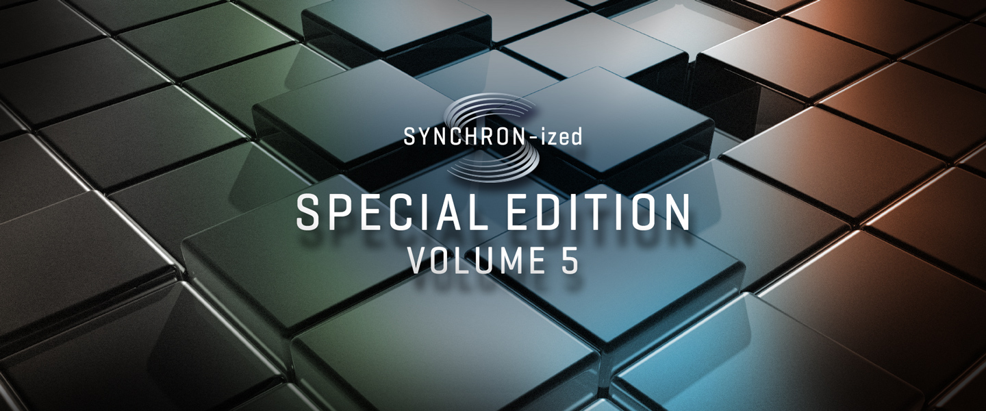 SYNCHRON-ized Special Edition Volume 5