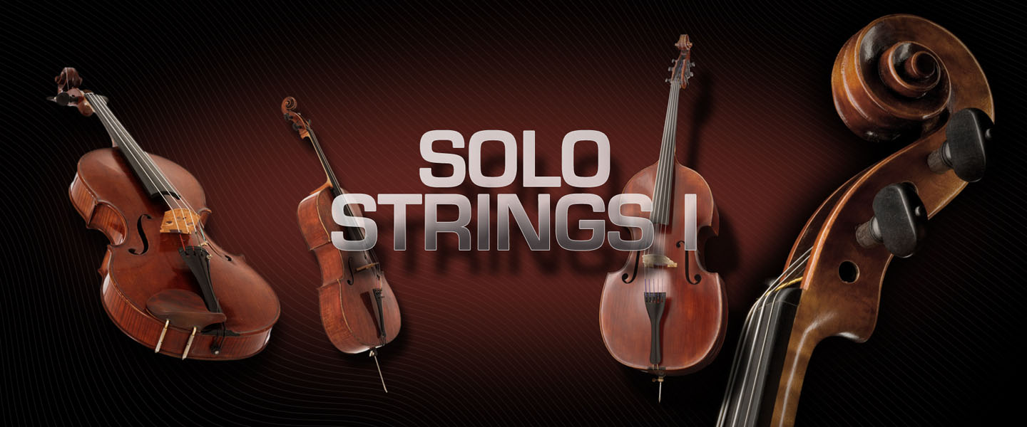 SOLO STRINGS I - Vienna Symphonic Library