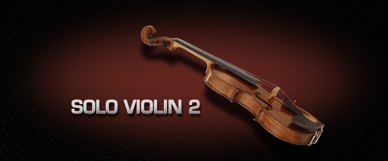 SOLO VIOLIN 2 - Vienna Symphonic Library
