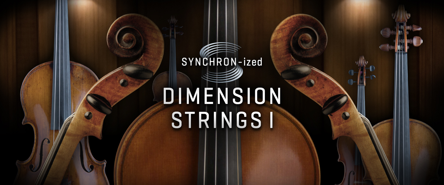 DIMENSION STRINGS I - Vienna Symphonic Library