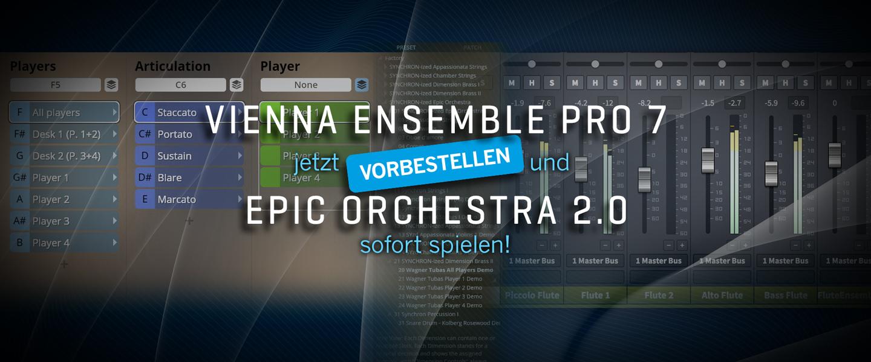 Neu Vienna Ensemble Pro 7 Vienna Symphonic Library