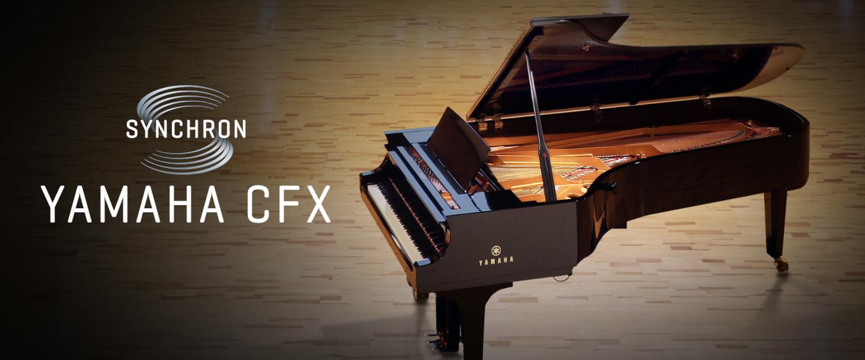 Yamaha CFX Disklavier