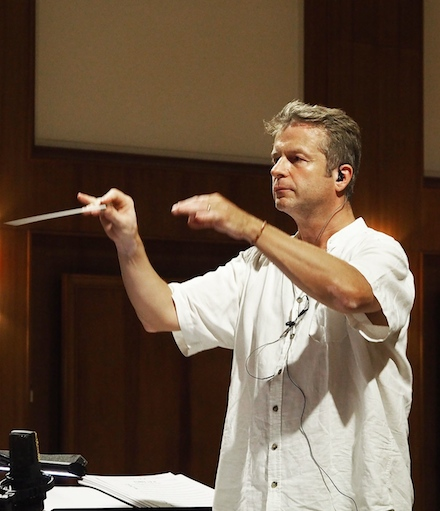 Johannes Vogel Conducting