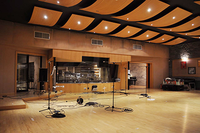 Roompack 2 vienna symphonic library for Recording studio live room design