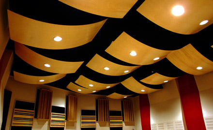 Silent Stage - Acoustic Ceiling Panels