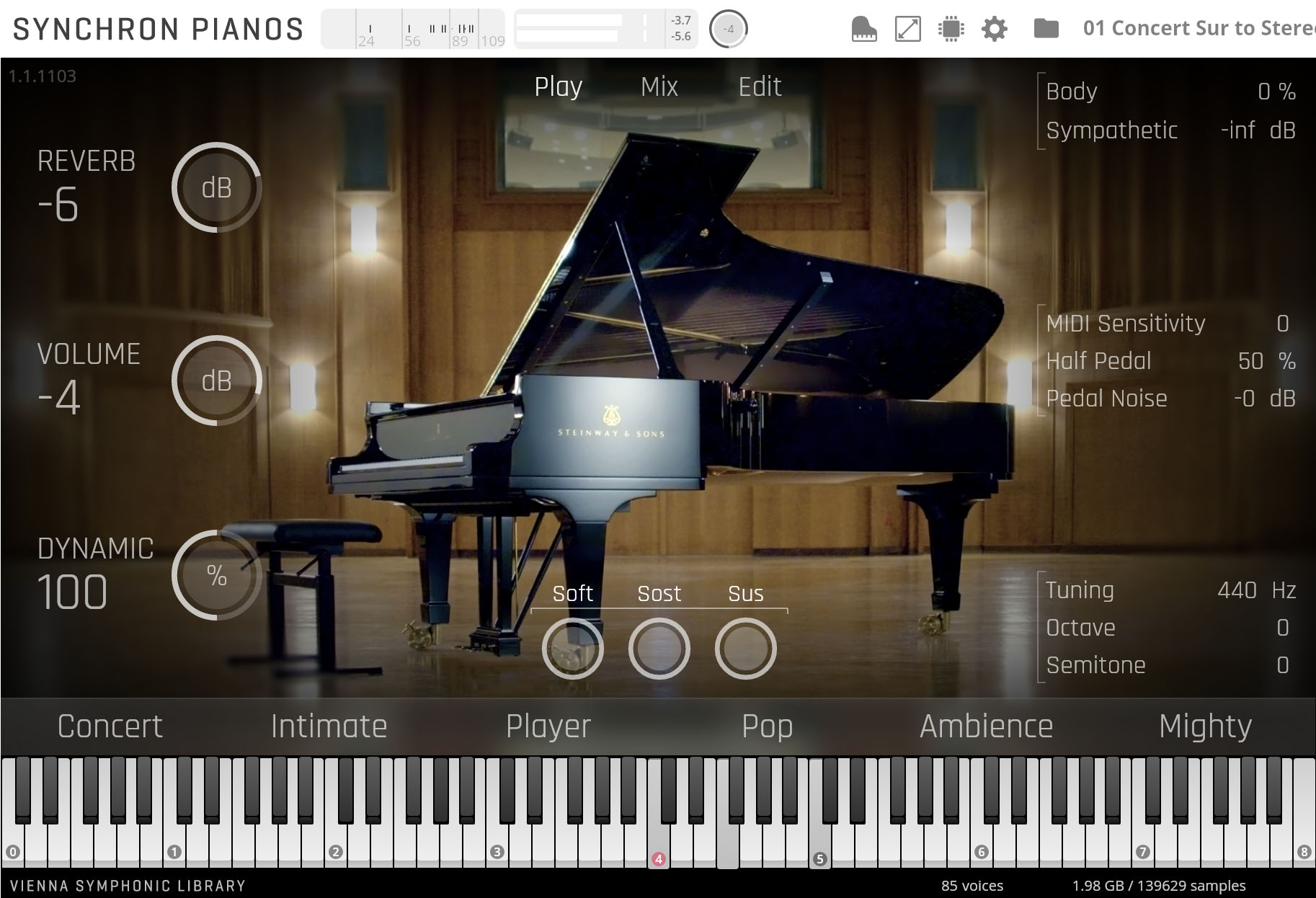 VSL Steinway D - released - Piano World Piano & Digital Piano Forums