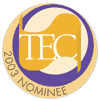 TEC Award 2003 Nominee