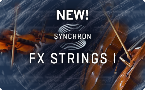 Synchron FX Strings I