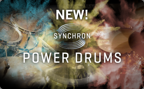 Synchron Power Drums