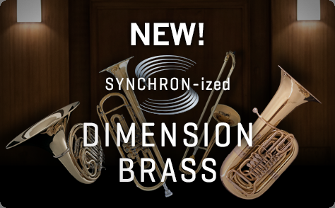 SYNCHRON-ized Dimension Brass