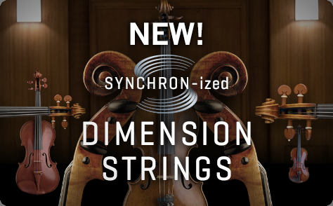 SYNCHRON-ized Dimension Strings