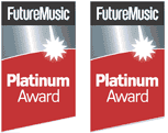 Future Music Platinum Award